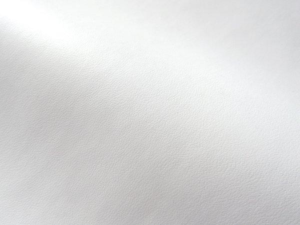 画像1: 合皮レザー生地【薄手 白 ツヤなし】 (1)