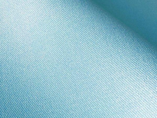 画像1: 合皮レザー生地  伸縮 難燃【デニム調 ライトブルー】 (1)