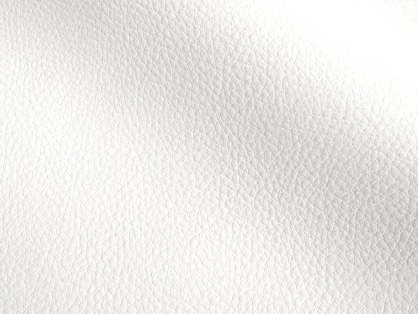 画像1: 合皮レザー生地【難燃 広幅 白】 (1)
