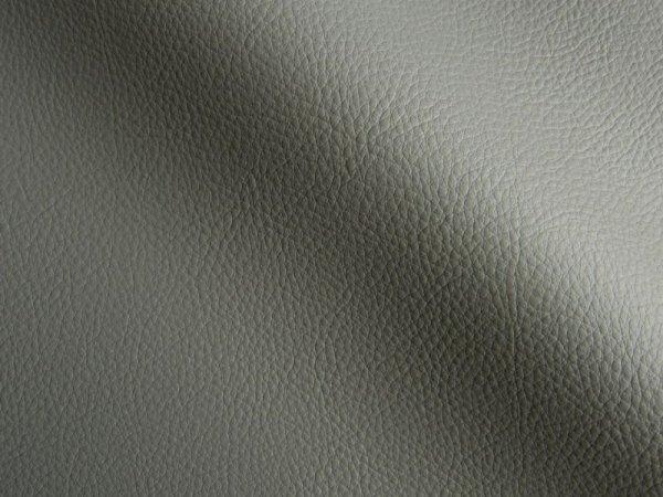 画像1: 合皮レザー生地【難燃 広幅 濃グレー】 (1)