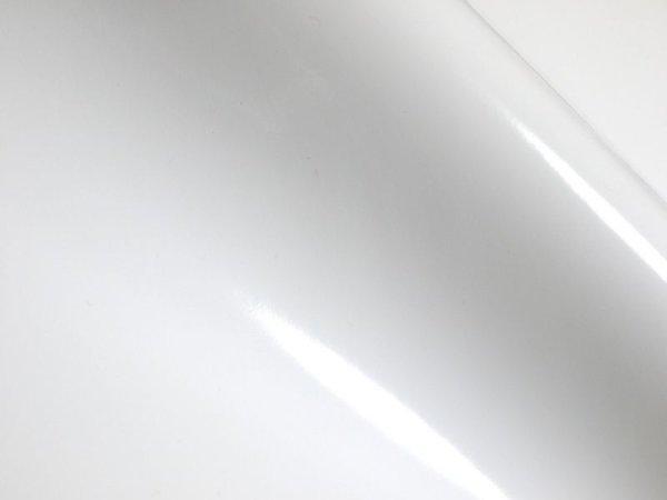 画像1: 合皮レザー生地 エナメル【白】 (1)