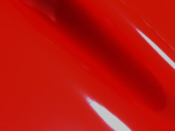 画像1: 合皮レザー生地 エナメル【赤】 (1)