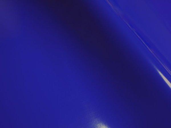画像1: 合皮レザー生地 エナメル【紺】 (1)