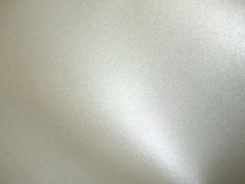 画像2: 合皮レザー生地 シルバーパール ラメ 30×100cm