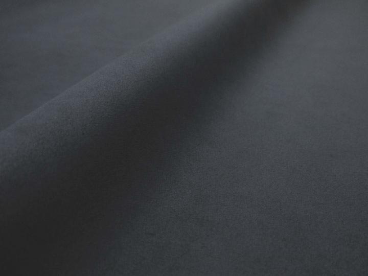 画像1: 東レ エクセーヌ 【黒〜ダークグレー】(アウトレット)